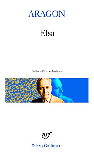 9782070359592: Elsa (Poesie/Gallimard) (French Edition)