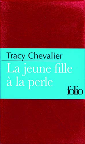 9782070359677: Jeune Fille a la Perle Etu (Folio Luxe) (English and French Edition)
