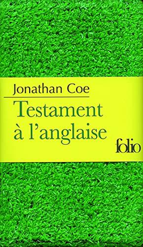 9782070359684: Testament à l'anglaise