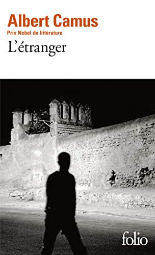 L'Etranger (Collection Folio, 2) (French Edition): ALBERT CAMUS