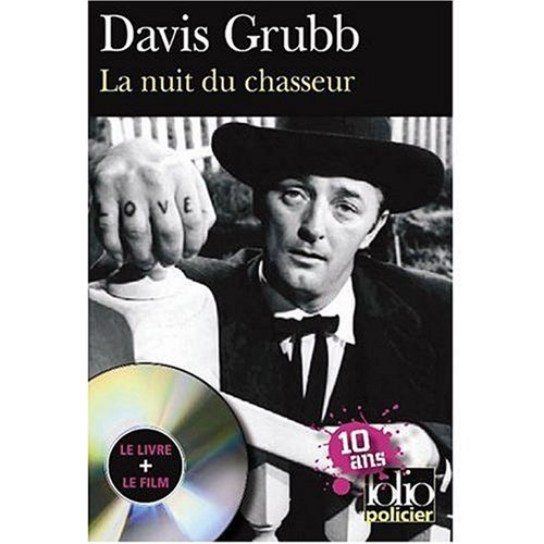 9782070360031: Nuit Du Chasseur DVD (Folio Policier DVD) (English and French Edition)