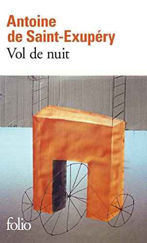 9782070360048: Vol de nuit (Folio Series No 4)