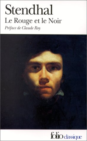 Le Rouge Et Le Noir (Folio) (English,: Stendhal