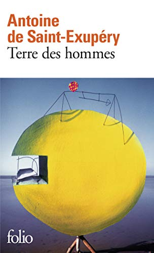 9782070360215: Terre des Hommes (French Edition) (Folio)