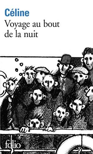 9782070360284: Voyage Au Bout De LA Nuit (Folio) (French Edition) (Folio S.)