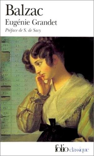 9782070360314: Eugenie Grandet (Folio)