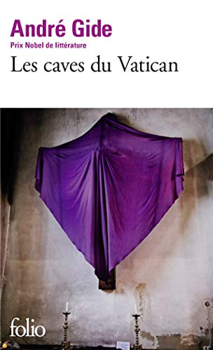 Les Caves du Vatican (Collection Folio, No. 34) (English and French Edition): Andrà Gide