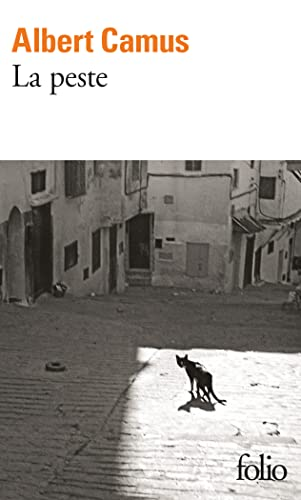 La peste (Folio Series): Albert Camus