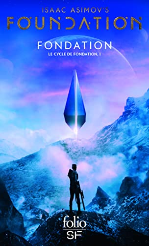 9782070360536: Fondation (Folio Science Fiction) (French Edition)