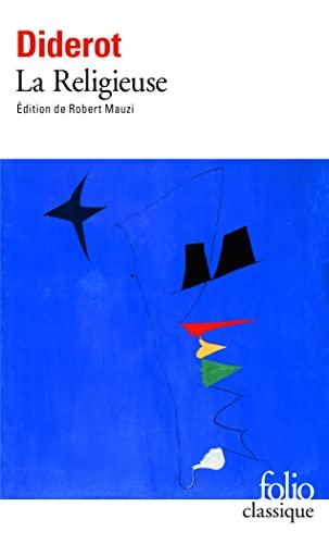 La Religieuse (French Edition): Denis Diderot