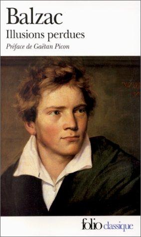 Illusions Perdues (Folio): Balzac, Honore de
