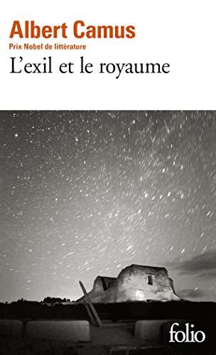 L'Exil Et le Royaume (Folio): Albert Camus