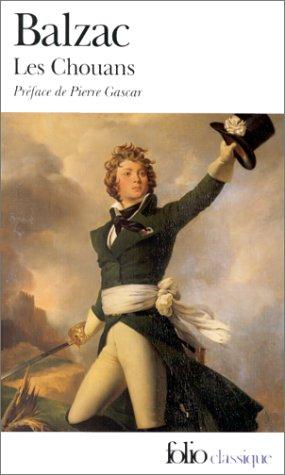 Les Chouans (Folio Classique): Balzac, Honore De