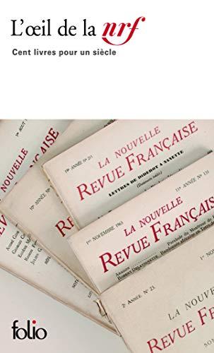 9782070361090: Oeil de La Nrf (Folio) (French Edition)