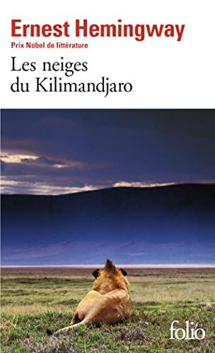9782070361519: Neiges Du Kilimandjaro (Folio) (English and French Edition)