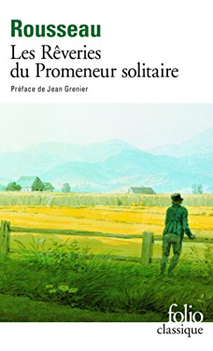 9782070361861: Reveries du Promeneur (Collection Folio)