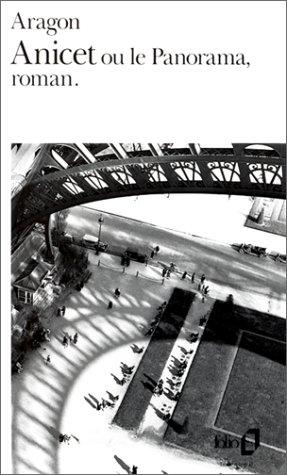 9782070361953: Anicet ou Le panorama, roman (Folio)