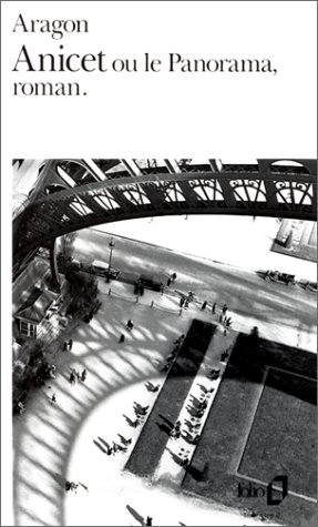 9782070361953: Anicet ou Le panorama, roman