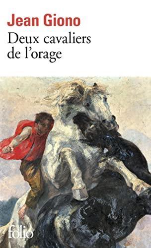 9782070361984: Deux Cavaliers de Orage (Folio) (English and French Edition)