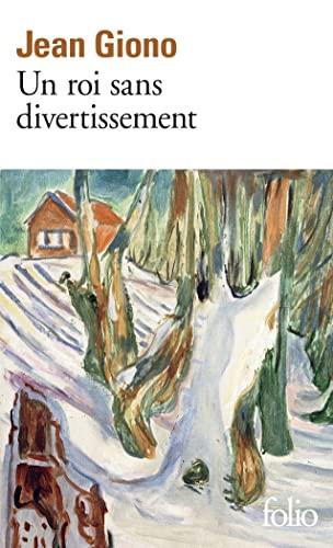 9782070362202: Roi Sans Divertissement (French Edition) (Folio)