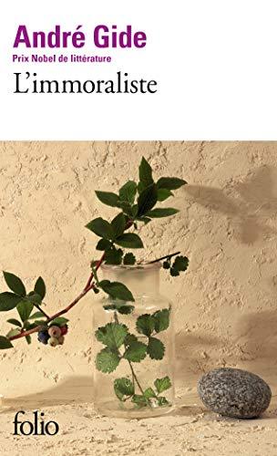 L'Immoraliste (Folio) (French Edition): Andrà Gide