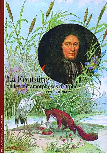 9782070362462: Decouverte Gallimard: La Fontaine ou les metamorphoses d'Orphee