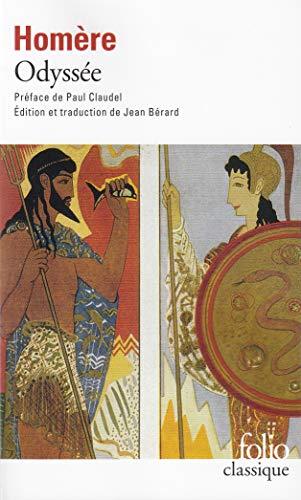 Odyssee Homere (Folio (Gallimard)): Homere