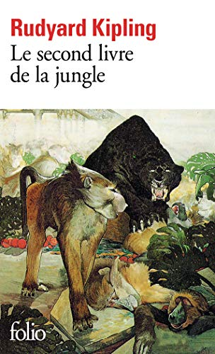 Second Livre de Jungle (Folio) (French Edition): Kipling, Rudyard