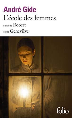 9782070363391: L'Ecole des femmes / Robert /Genevi�ve (Folio)