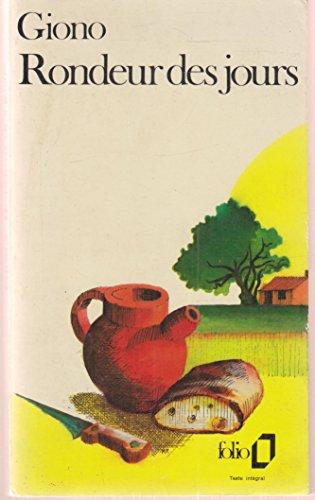 9782070363452: L'Eau vive, Tome 1 : Rondeur des jours (Folio)