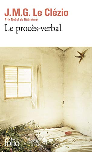 Proces Verbal (Collection Folio) (French Edition): Le Clezio, Jean-Marie