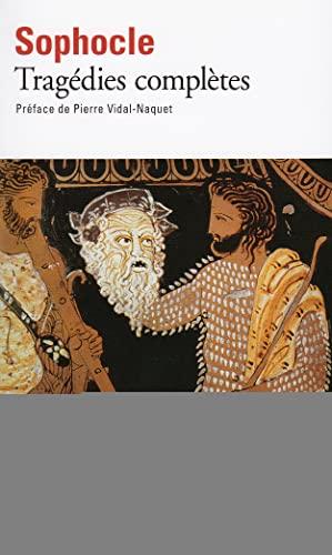 9782070363605: Tragédies de Sophocle