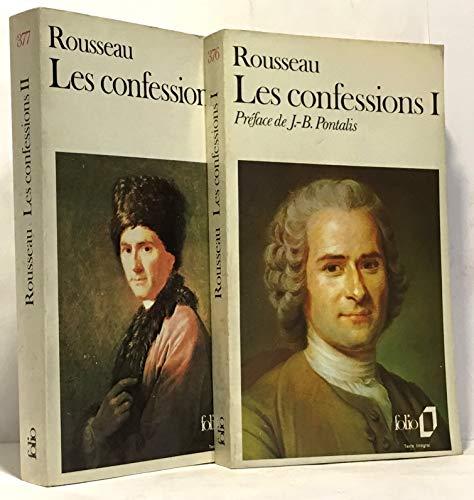 LES CONFESSIONS: ROUSSEAU, JEAN-JACQUES