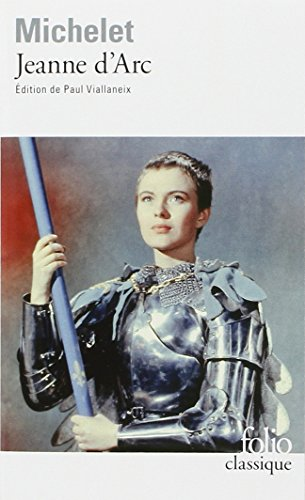 9782070364411: Jeanne D ARC Michelet (Folio (Gallimard)) (English and French Edition)