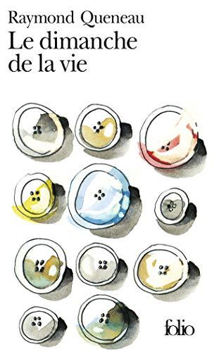 9782070364428: Dimanche de La Vie (Collection Folio)