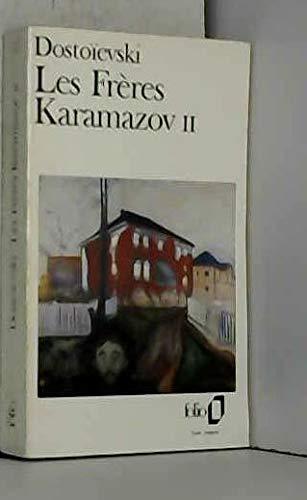 9782070364879: Les freres karamazov