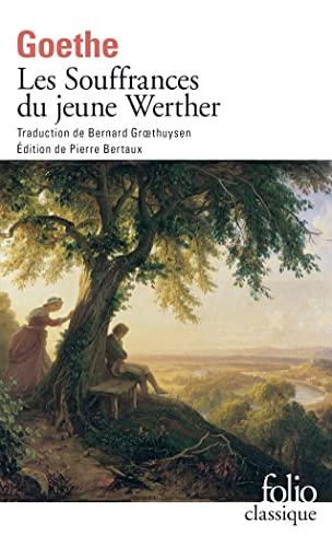 9782070364961: Les Souffrances du jeune Werther