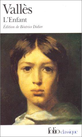 9782070365197: L'Enfant