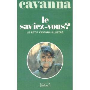 9782070365548: Le Saviez-Vous ? Le Petit Cavanna illustré