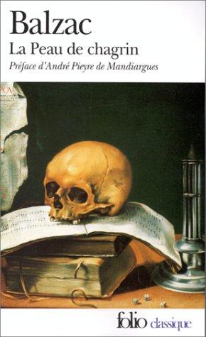 9782070365555: La Peau de chagrin (FOLIO (DOMAINE PUBLIC)) (French Edition)