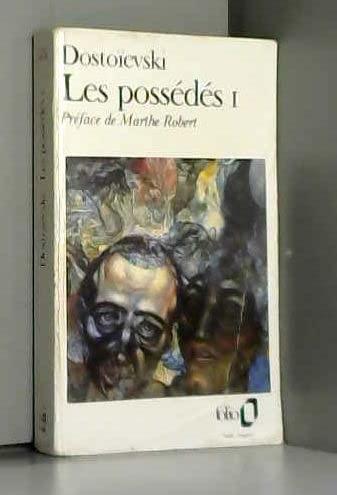 LES POSSEDES. Tome 1 (Folio): Dostoïevski, Fédor
