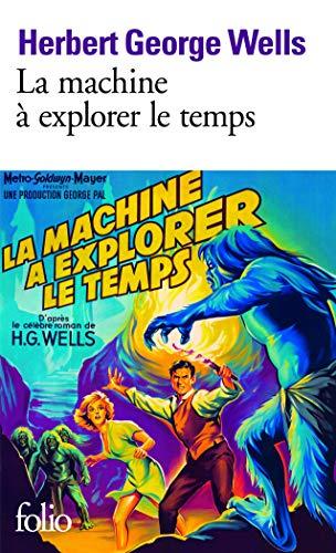 9782070365876: La Machine à explorer le Temps / L'Île du docteur Moreau