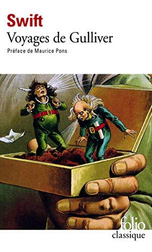 Voyages de Gulliver (Folio (Gallimard)): Swift, Jonathan