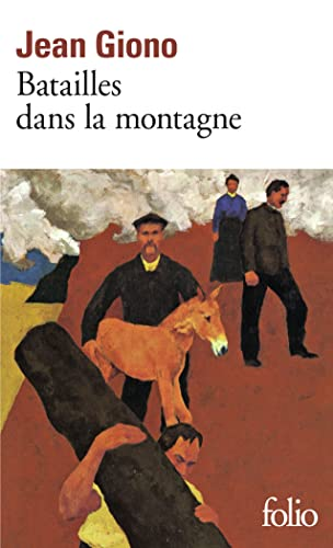 9782070366248: Batailles Dans La Mont (Folio) (English and French Edition)