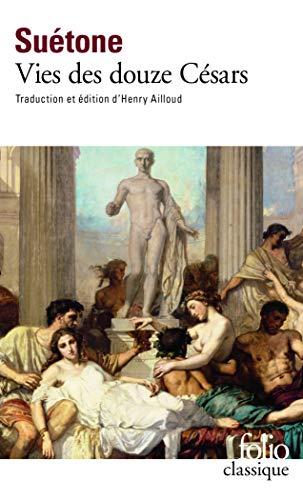 9782070366408: Vies Des Douze Cesars (Folio (Gallimard)) (French Edition)
