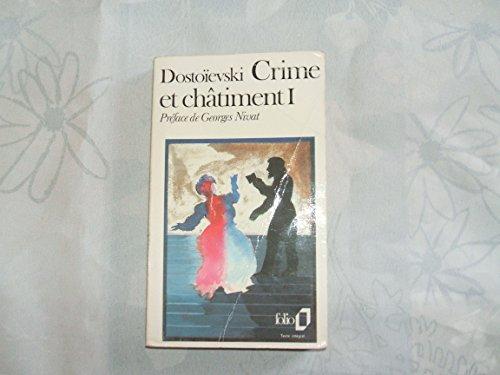 9782070366521: Crime et Chatiment / Journal de Raskolnikov T1