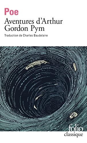 9782070366583: Aventures d'Arthur Gordon Pym (Folio Classique)