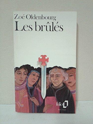 9782070366859: Les Brûlés