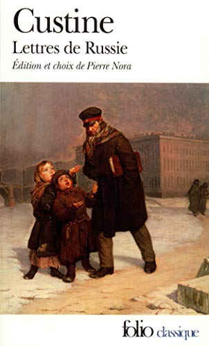 Lettres de Russie - La Russie en: Custine, Marquis de