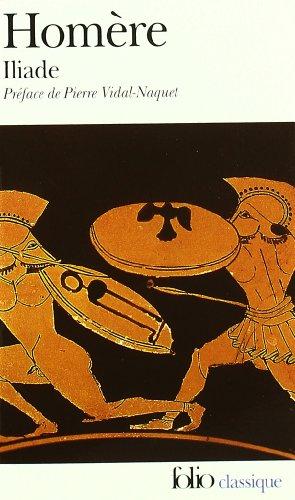 Iliade: Homere) Vidal-Naquet, Pierre